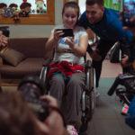 """""""Kórházunkban a beteg gyermek és családja van a középpontban, akik számára motiváló, ha kimozdulhatnak a kórházi falak közül és a gyógyulást segíthetik azok az új ingerek, amelyet a sport és a kezelő orvossal való közvetlen kapcsolat által kap a beteg gyermek"""""""